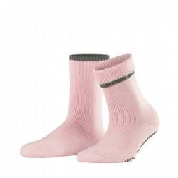 Θερμαντικές γυναικείες κάλτσες σπιτιού από μαλλί merino με αντιολισθητική σόλα