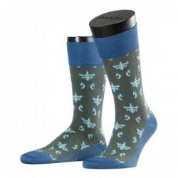 Falke Ikat αντρική βαμβακερή κάλτσα